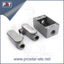 Weatherproof Box and Conduit Body Prostar