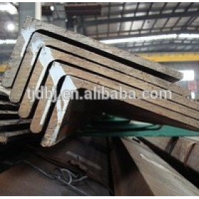 HOT! High Strength Low Alloy Structural Shipbuilding St37-2, A36, S235JR, Q235 SS400/Q235B/Q345B16Mn BORON Angle Steels Bar Beam