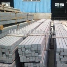 HOT! S275JR S235JR Q235/SS400 18*18 20*20 22*22 25*25 80*80, 100*100 JIS G4303 20MnSi ST37. Grade 40 Hot Rolled Square Steel Bar