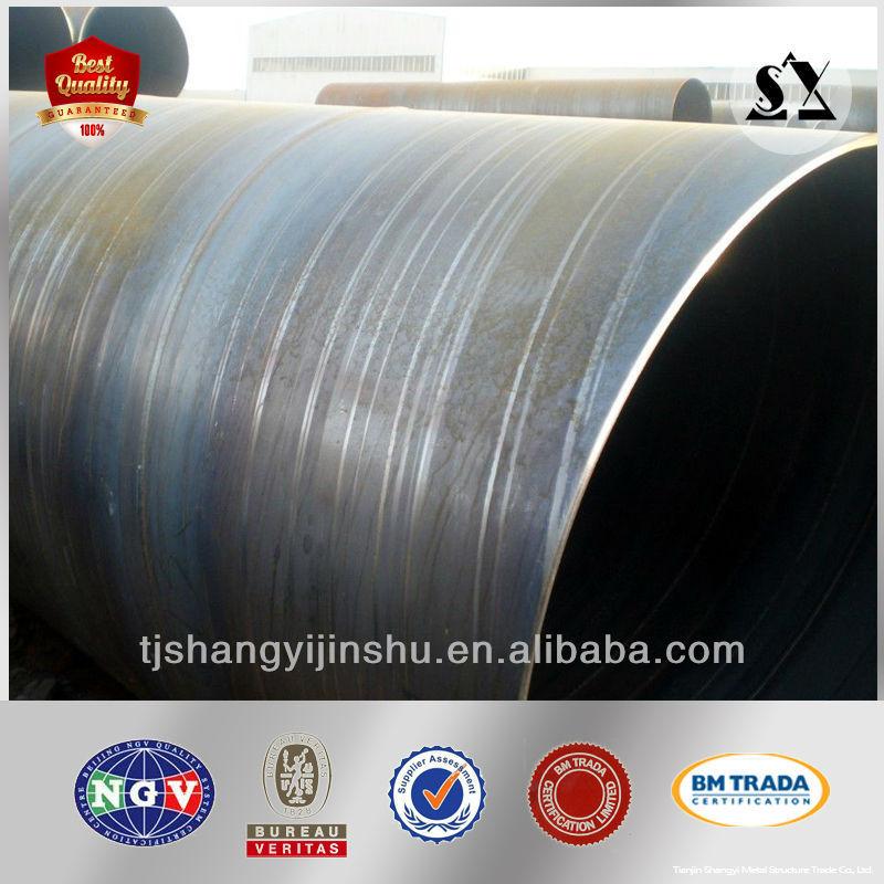 Spiral Seam Submerged ARC Welded Steel Pipe