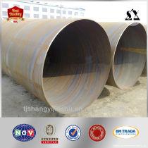 Spiral Seam Submerged ARC Welded Steel Tube
