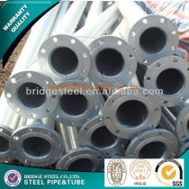 new products Galvanized Tube Steel Pipe