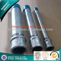 new products zinc-coated steel pipe