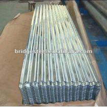 GI corrugated sheet