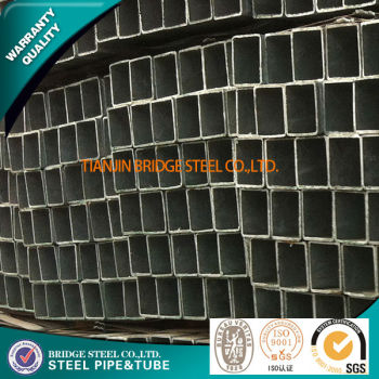 hot dip galvanized steel square pipe buy direct from china factory
