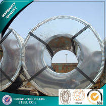 hot dip galvanized steel coil SGCC manufacture made in china