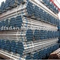 Hot G.I. steel pipe