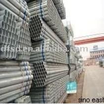 galvanized tube