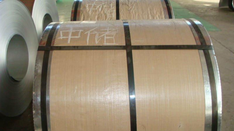 SGCC/C2010/D510 galvanized steel coils (ISO)