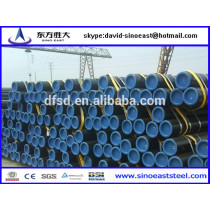 Hot promotion!! Manufacturer in Tianjin, fbe coated seamless steel pipe/flush joint casing price