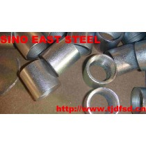 Forged Steel Pipe Fittings-Coupling Socket Welded