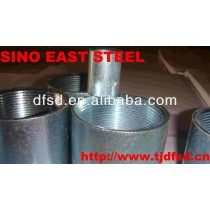 hot dipped galvanized steel Pipe Sockets