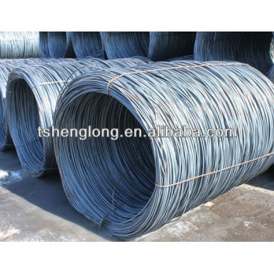 hot rolled steel wire rod coils