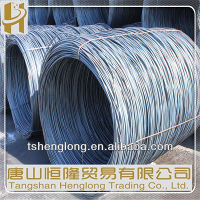 5.5mm mild steel wire rod