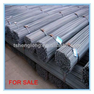 Hot rolled alloy rebar deformed steel bar