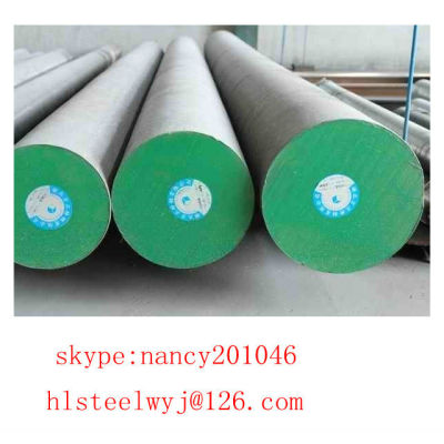 High Quality Hot Rolled Steel Round Bar