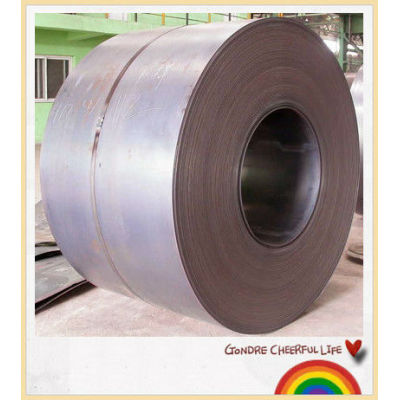 High quality hot rolled steel coil