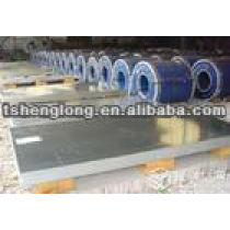 hot dipped galvanized sheet