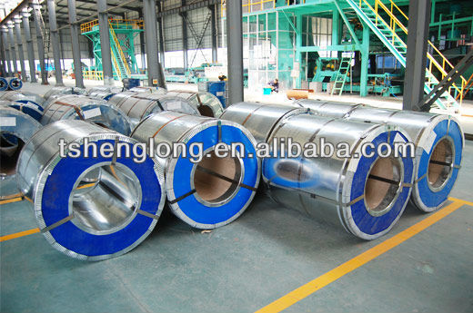 hot dipped steel galvanized coil