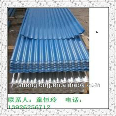 supplier of corrugated steel roofing sheet