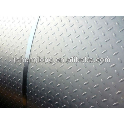 chequered steel coil or sheet