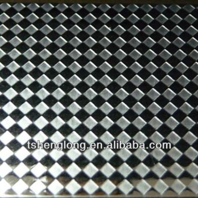 hot galvanized chequered sheet
