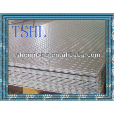 chequered steel sheet