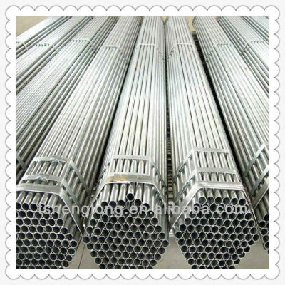 hot rolled galvanized pipes