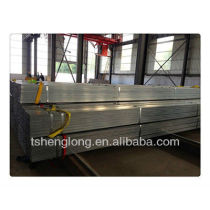 Rectangle carbon steel pipe