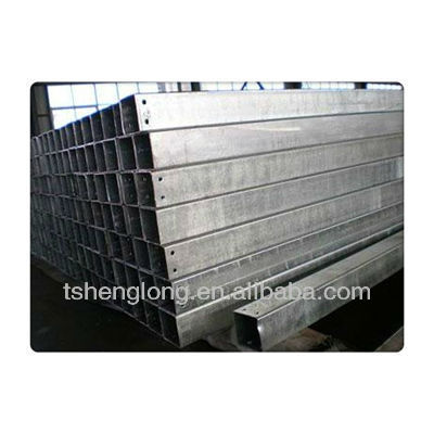 Cold Rolled Dipped Galvanized Ms Square Tube