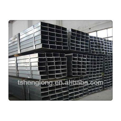 Cold Rolled Dipped Galvanized Rectangular Steel Tube