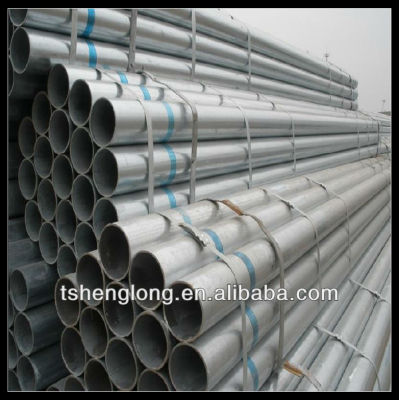 cold rolled alloy withboron steel round pipe