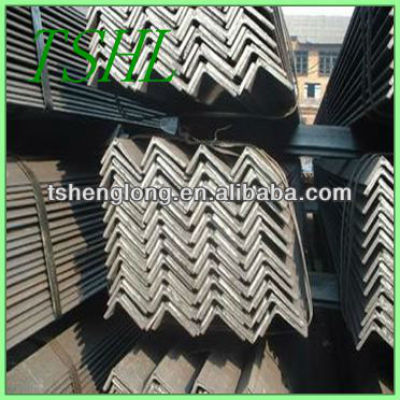 hot rolled steel unequal steel angle bar