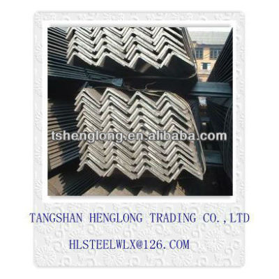hot rolled unequal steel angle bar