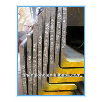 High quality unequal angle steel bar
