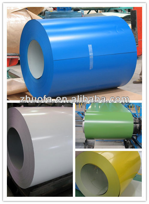 Factory&timely delivery,PPGI,prepainted galvanized steel coil