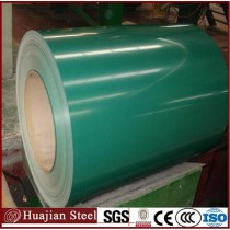 galvanized hot dipped color coating steel coil/prepainted steel coil with for Construction and structure engin