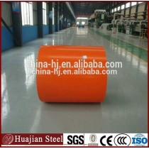 PPGI/Color Coated Galvanized Steel Sheet (0.15mm-0.7mm thickness, mainly for roofing use)