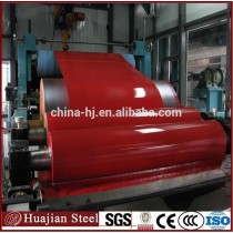 Color Coated Galvanized Steel Sheet (0.15-1.2mm thickness,used for corrugeted roofing sheet)