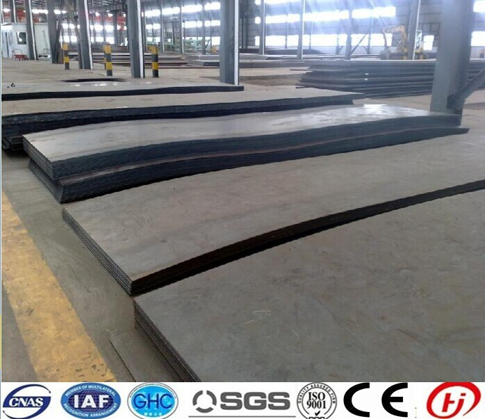 High quality 40# grade mild carbon structural steel plate made in china