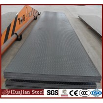 Q195/Q235/Q345 checkered plates/hot rolled checkered steel plates from china supplier