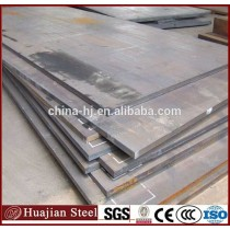 SS400 high tensile hot rolled carbon steel sheet--medium thickness forShips building