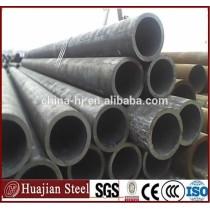 Hot steel tube JIS G3454 stpg370 schedule40 seamless carbon steel pipe