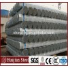 ASTM A53 A500 A106 BS1387 Grade B carbon steel pipe with galvanized or oil in the surface