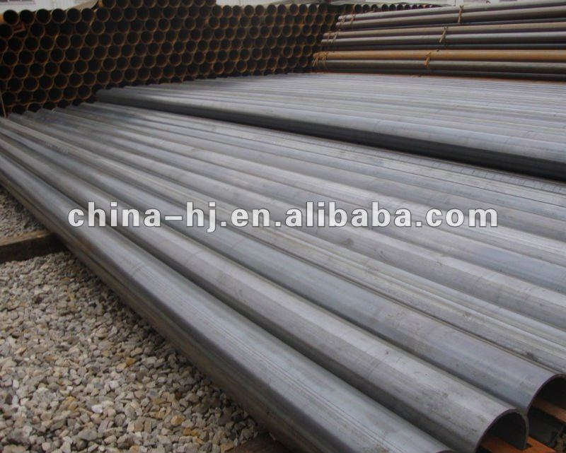 hot rolled spiral welded carbon steel pipe large diameter and thin wall weld steel tube