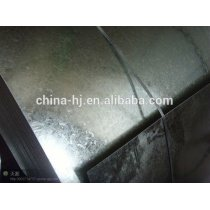 hot dipped oiled galvanized GI steel coil SGCC z100
