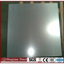 SGCC/DX51D anti-corrosion hot dip galvanized steel plate with factory price
