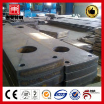 processing steel plate