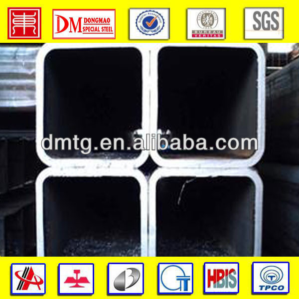 200mm od erw galvanized steel pipe
