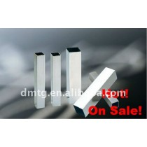 316 stainless steel square pipe tube for decoration